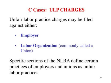 section 8 a 1 of the nlra ppt introduction to nlrb practice presented by martha