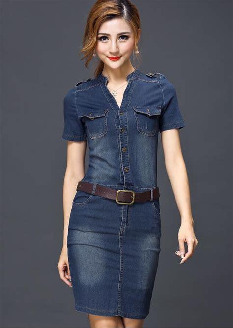 Dress Joan popular blue jean dresses for buy cheap blue jean