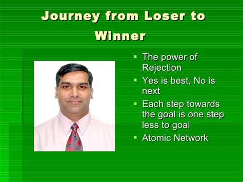 Loser To Winner by Journey From Loser To Winner Three Times In One