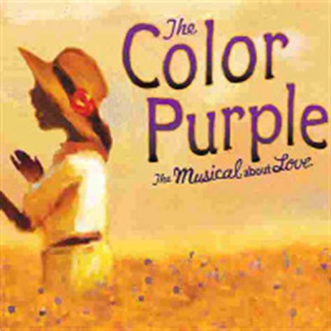 the color purple play the color purple mercury theater chicago