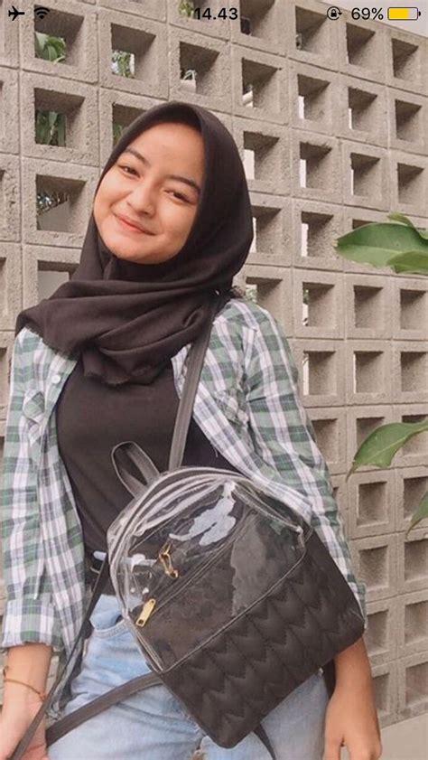 pin oleh maulidani  ootd hijab