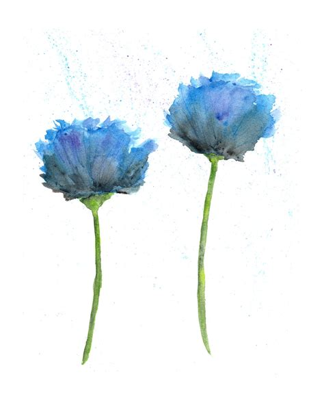 watercolor painting watercolor painting watercolor flowers flower flower
