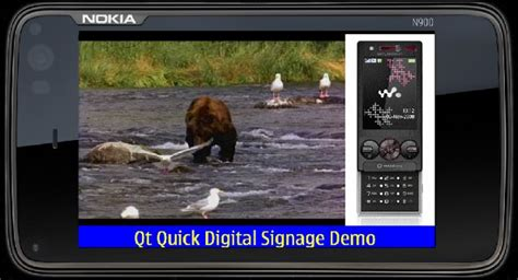 qml gridview layout qt quick qml digital signage demo part 1