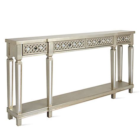 z gallerie desk console table media collections z gallerie