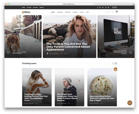 Best Html5 Templates With Slider In 2018 Best Html5 Templates 2018