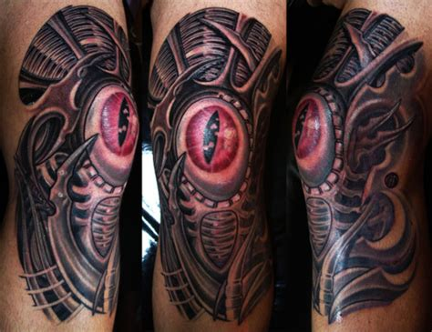 eye tattoo on knees knee tattoos and designs page 37