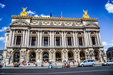 opera house paris op 233 ra garnier paris france palais garnier paris opera house youtube
