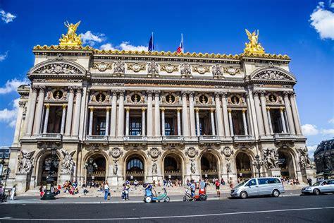 paris opera house op 233 ra garnier paris france palais garnier paris opera house youtube