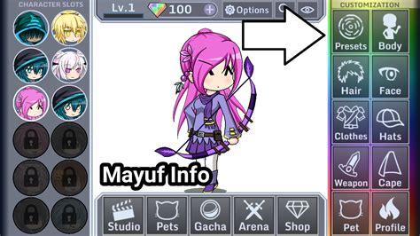 game membuat karakter android cara membuat gambar karakter anime kartun di android terbaru