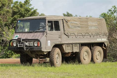 military transport vehicles pinzgauer high mobility all terrain vehicle wikipedia
