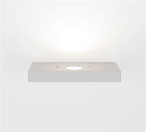 Lumina Tosca applique murale segno retto led blanc l14 5cm lumen center italia luminaires nedgis