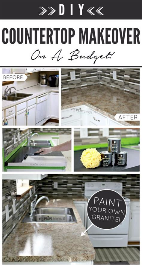 easy kitchen makeover ideas 37 brilliant diy kitchen makeover ideas