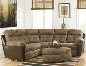 Sectional With Recliner Small Sectional Sofas With Recliners Memes