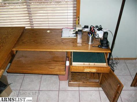 Armslist For Sale Sold Oak L Shape Computer Desk L Shaped Computer Desk For Sale