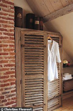Garde Robe Entrée Maison by Mariage R 233 Ussi Entre Gris Subtil Et Esprit Bois Unique