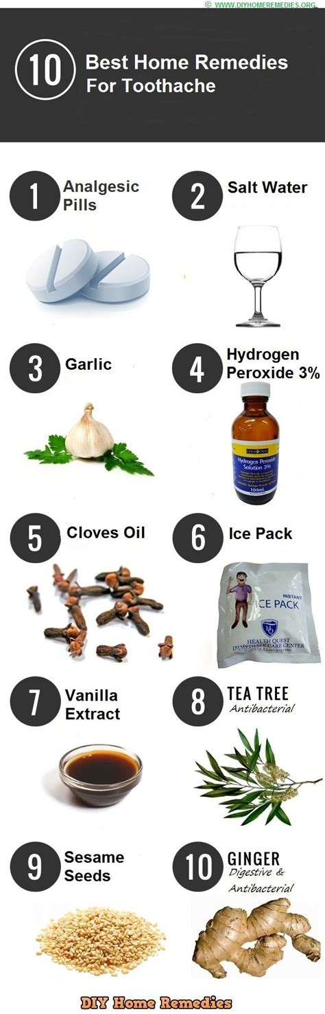 1000 ideas about toothache remedy on tooth