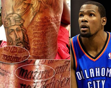 kevin tattoo kevin durant on wrist www pixshark images