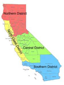 northern district of california map education staff