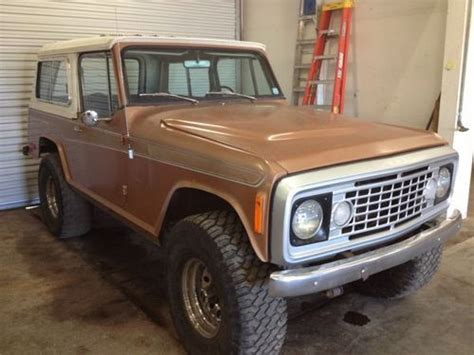 Jeep Hardtop Paint Sell Used 1972 Jeep Commando 2 4x4 Removable