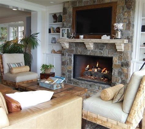 Decorating Fireplace With Tv It by 100 Fireplace Design Ideas For A Warm Home During Winter