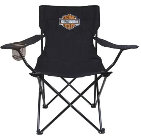 harley davidson chair genuine harley davidson bar and shield foldable chair
