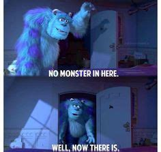 Monsters Inc Closet by These 2 On Monsters Inc Monsters