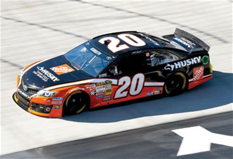 home depot parking its nascar ride sportsbusiness daily