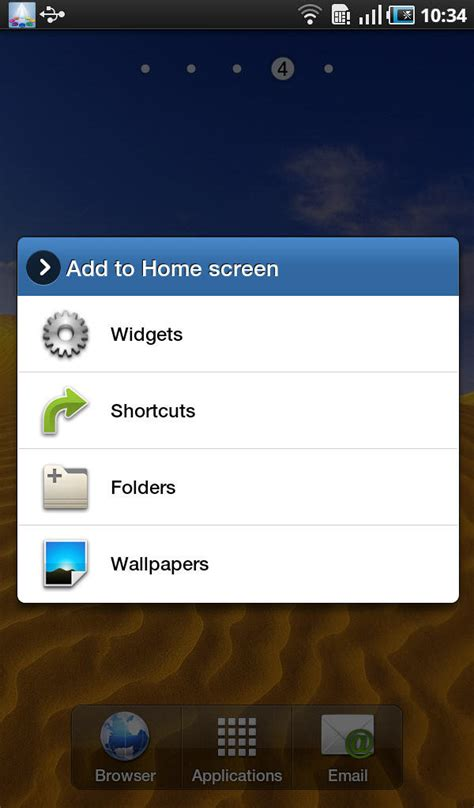 pages android how to customise an android tablet s home page pc advisor