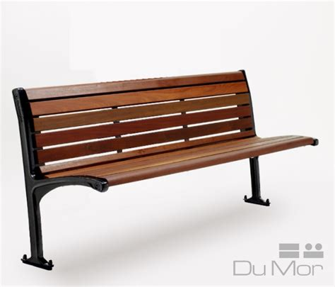 dumor bench bench 185 dumor site furnishings
