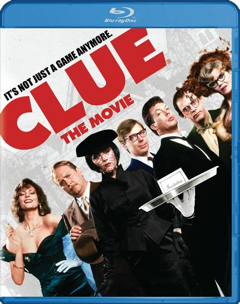 blu ray film clue dvd release date