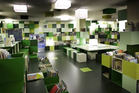 Library Interior Design | imagine these library interior design copenhagen