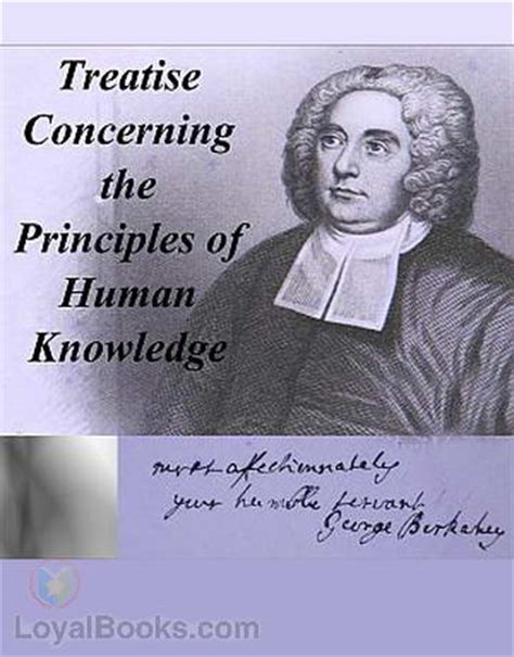 a treatise concerning the principles of human knowledge books a treatise concerning the principles of human knowledge by