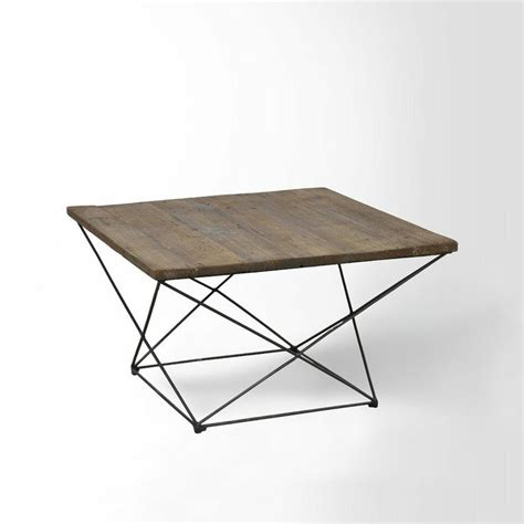 West Elm Coffee Tables by Angled Base Coffee Table From West Elm Home Furnishings