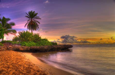 Download Sunset Beach Wallpaper Gallery