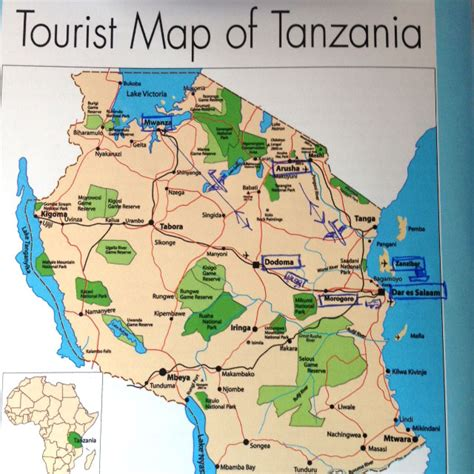 map of tanzania scientific publishing in tanzania a safi sana journey