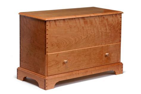shaker blanket chest finewoodworking