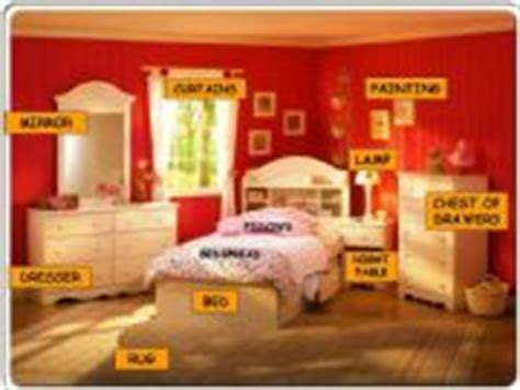 bedroom furniture vocabulary english smartboard lessons the bedroom