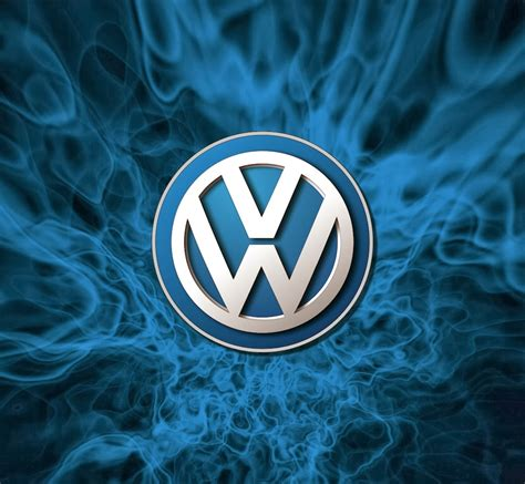 volkswagen logo wallpaper vw logo wallpaper wallpapersafari