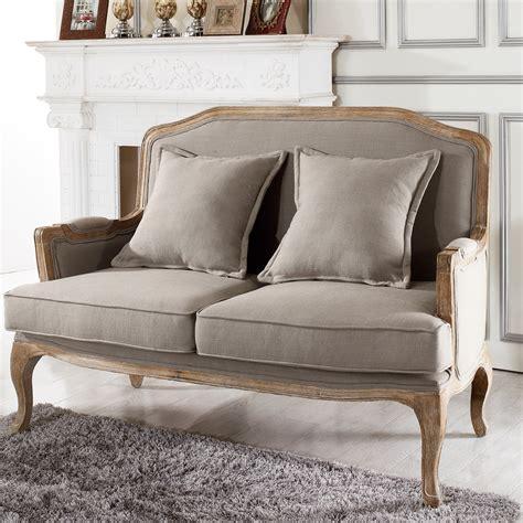 baxton studio loveseat baxton studio constanza fabric loveseat sofas