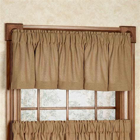 Where Can I Buy Window Valances Burlap Fabric Curtains Www Imgkid The Image Kid