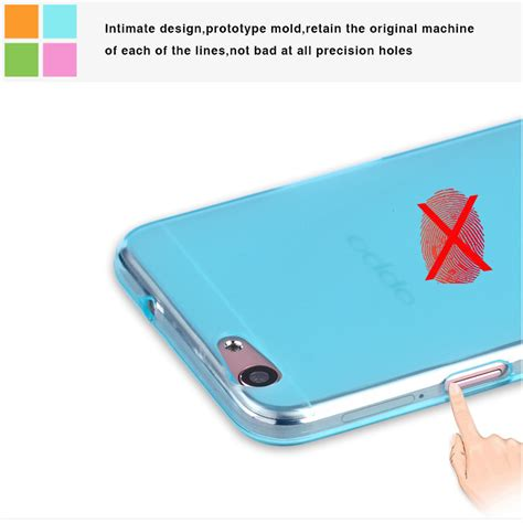 Soft Cocose Original Oppo R9s F3 Rubber Oppo R9s new soft matte gel tpu cover for oppo r9s screen guard ebay