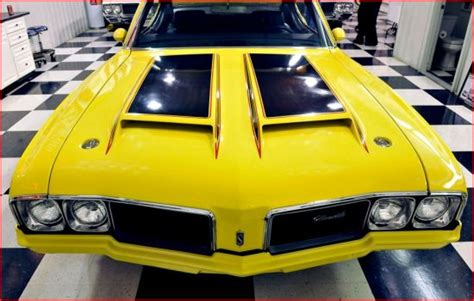 Muscle Car Sweepstakes - oldsmobile rallye 350