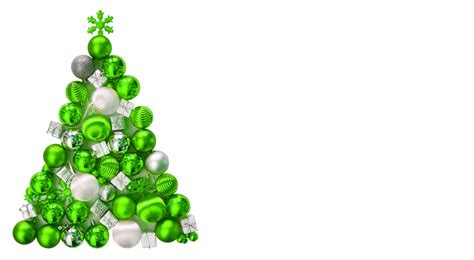 weihnachten weihnachtsbaum aus goldenen kugeln