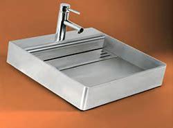 einbauwaschbecken edelstahl edelstahl waschbecken duschen