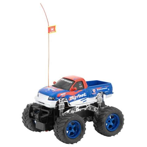 remote control bigfoot monster truck remote control toys remote control cars remote control