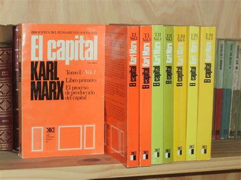 libro el capital en el el capital karl marx