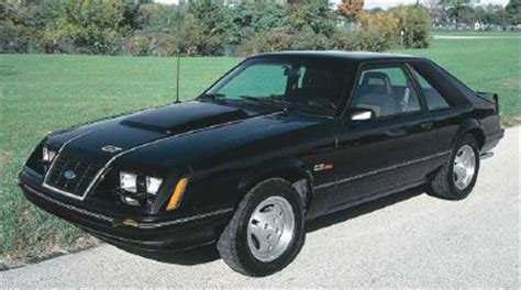 the 1983 ford mustang turbo gt the 1983 ford mustang