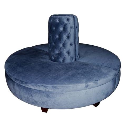 circle banquette settee lobby samuel lawrence banquette hayden honey settee
