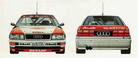 1992 AUDI V8 Image #5