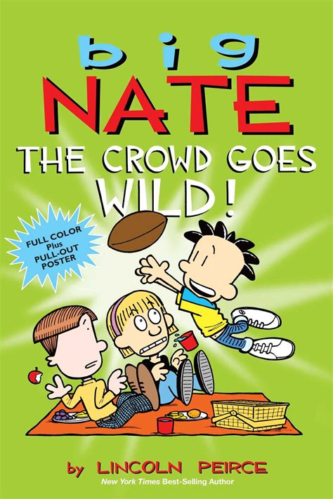 the crowd books children s review big nate the crowd goes books